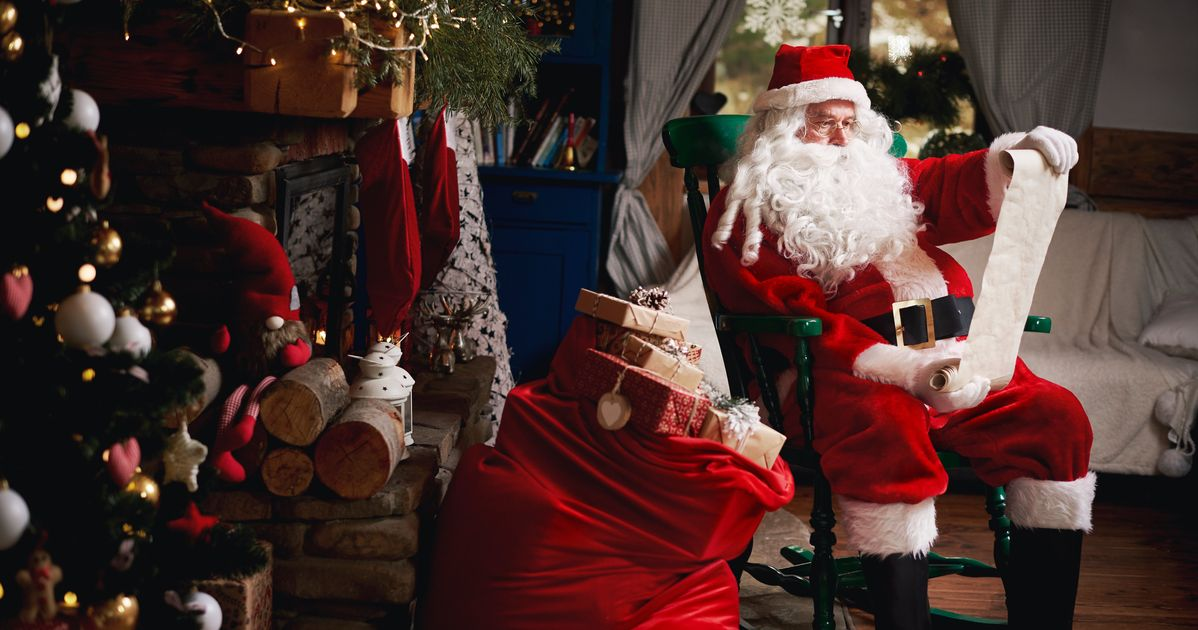 It's Beginning To Look (A Bit) Like Christmas: The New Rules On Carolling And Santa's Grottos