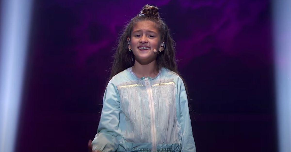 Soleá, tercera en Eurovisión Junior representando a España