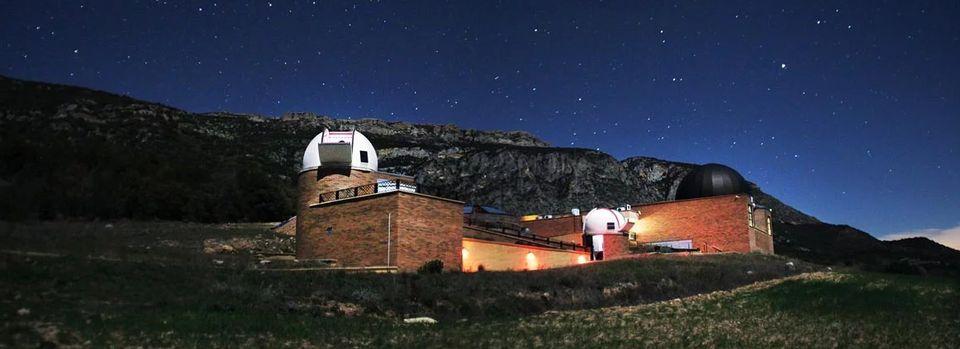 El Observatorio Astronómico de