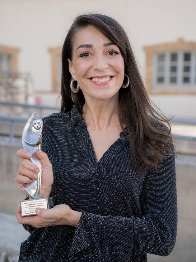 Πρώτο βραβείο γυναικείου ρόλου στην Αγορίτσα Οικονόμου («Η βασίλισσα της