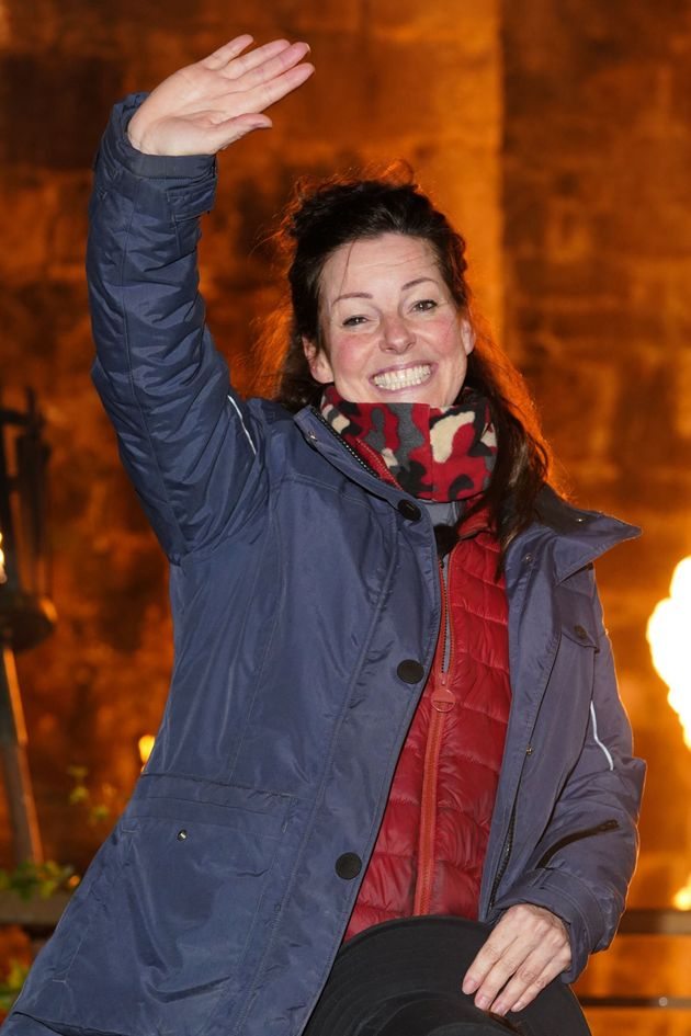 Ruthie Henshall Is Second Star To Leave I'm A Celebrity… Get Me Out Of Here!