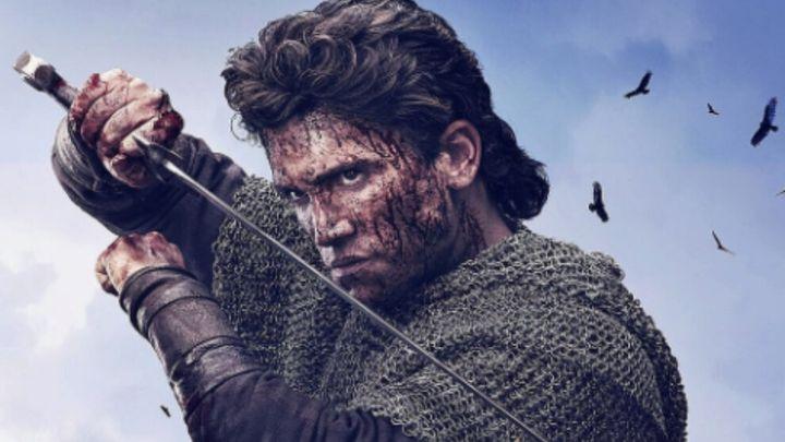 Jaime Lorente como 'El Cid' (Amazon Prime Video).