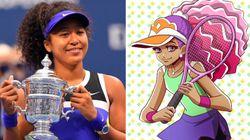 La star du tennis Naomi Osaka va avoir un manga à son