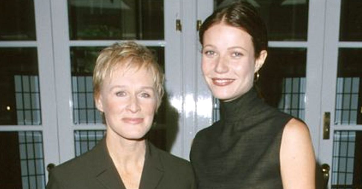 Glenn Close Savagely Shades Gwyneth Paltrow For Oscar Victory  image