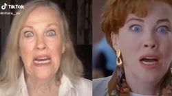 Catherine O'Hara Hilariously Recreates Her Classic Home Alone