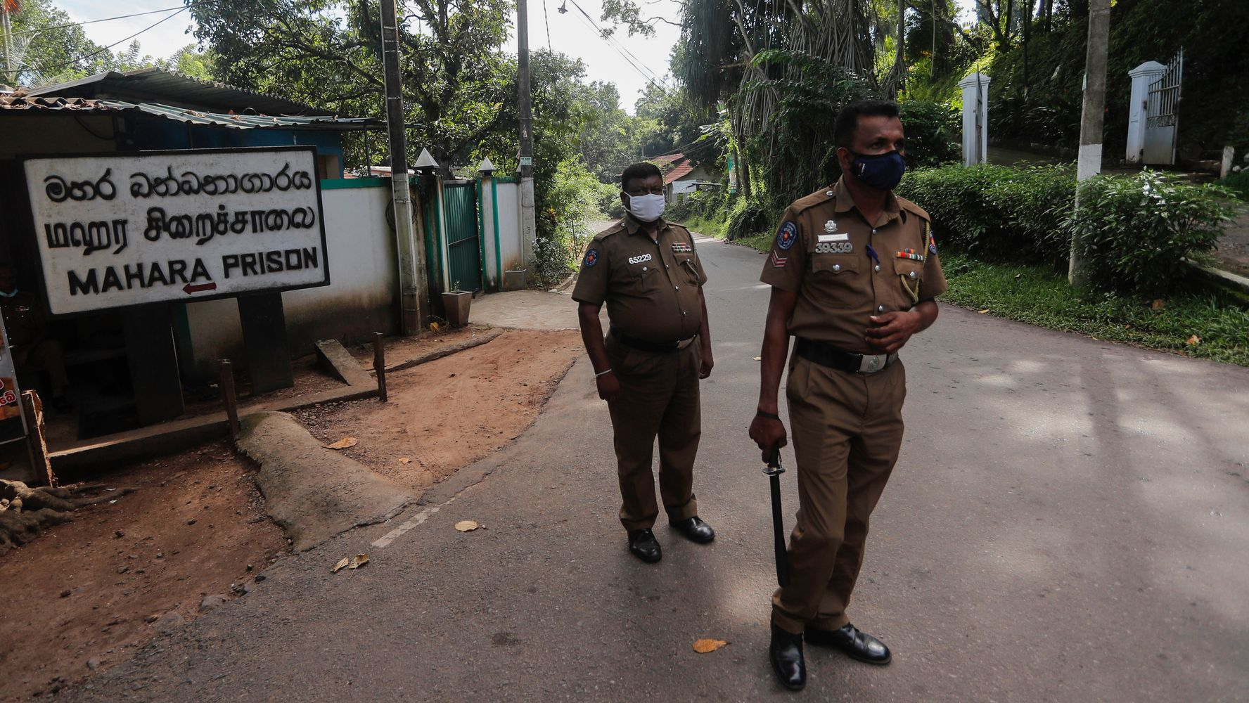 Sri Lanka Prison Riot Over COVID-19 Conditions Leaves 8 Dead, Over 50 Wounded