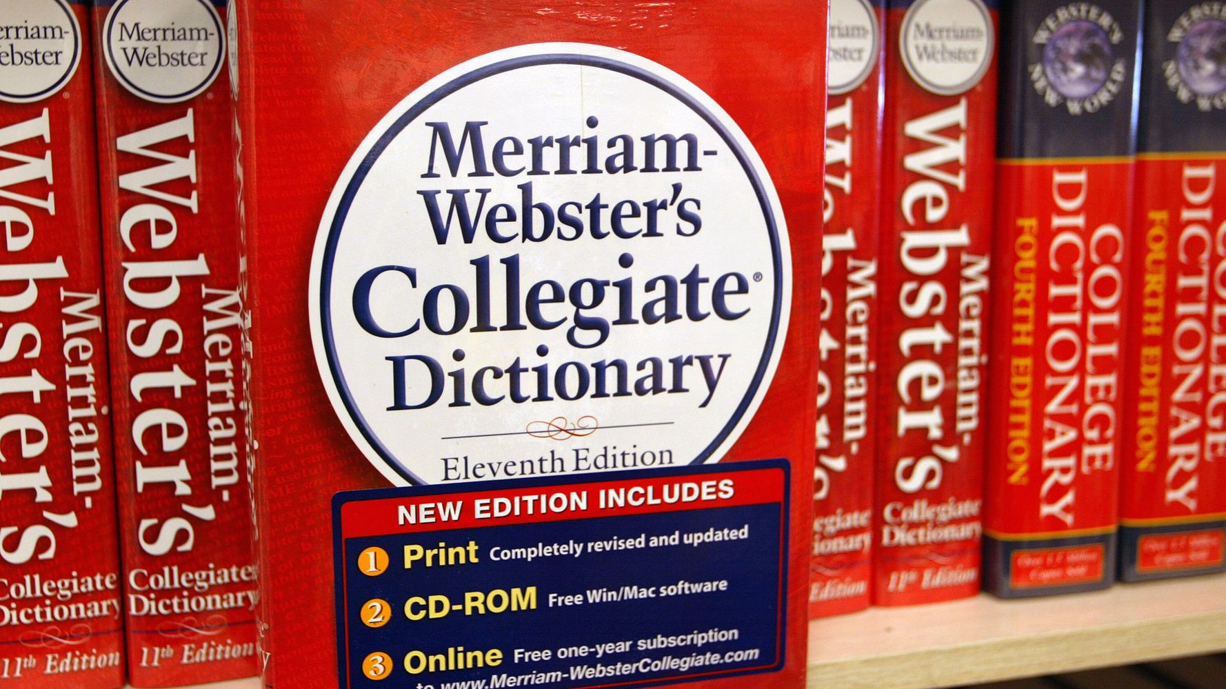 Merriam-Webster's Word Of The Year Will Not Surprise You: Pandemie