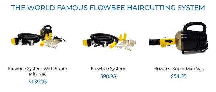 Flowbee, used by George Clooney himself.