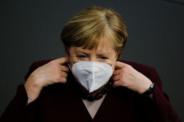 Μέρκελ: Δεν έχει υπάρξει η επιθυμητή πρόοδος στις σχέσεις