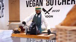 Arrasa la primera 'carnicería' vegana de Reino