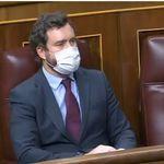 Una diputada define así lo que hizo la semana pasada Espinosa de los Monteros y le deja con esta