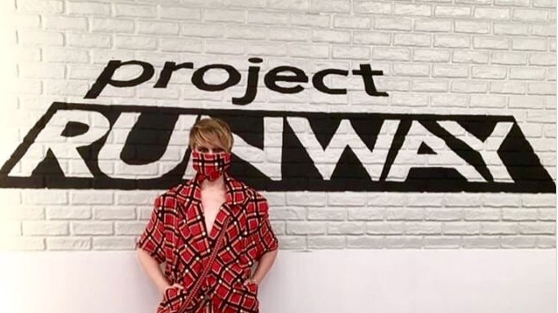 A 2019 'Project Runway' Contestant Named Kovid Who Made Masks Has People Buzzing