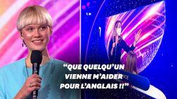 Cette séquence embarrassante de l'Eurovision junior que vous n'avez pas vu sur France