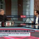 Lo ocurrido entre Ferreras y Pablo Iglesias en 'Al Rojo Vivo' convierte al periodista en 'trending