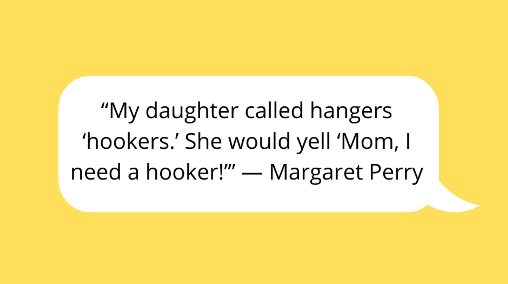 Parents Share 35 Hilarious Names Kids Call Everyday Things
