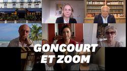 Le Prix Goncourt 2020 via Zoom ne s'est pas déroulé sans petites encombres