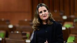 Liberals Pledge Billions In New Spending, Despite Record $381B