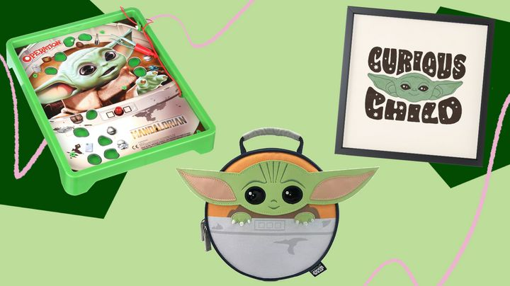 Give them a little bit of space with these Baby Yoda gifts.