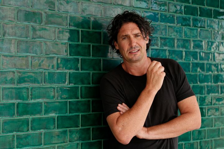 Colin Fassnidge, pictured in Sydney in April this year, is tipped to appear on 'I'm A Celebrity... Get Me Out Of Here!'