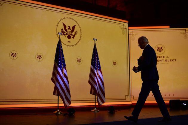 조 바이든 미국 대통령 당선인은 2021년 1월20일에 취임할
