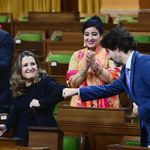 Politics and Ideology Push Freeland to Open Spending Taps
