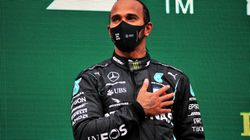 Lewis Hamilton Tests Positive For