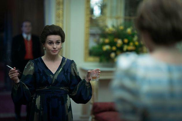 Helena Bonham Carter in The
