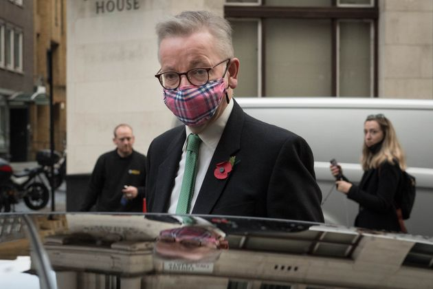 Michael Gove Says No Plans For Vaccine Immunity Passports