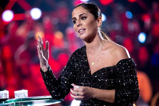 Anabel Pantoja en 'Gran Hermano VIP' en diciembre de