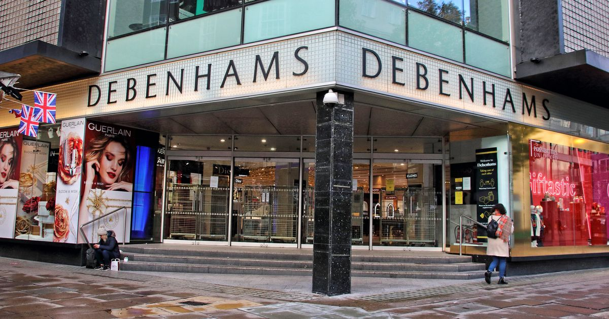 Debenhams' Future In Doubt As JD Sports Pulls Out Of Rescue Talks