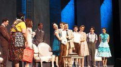 Εθνικό Θέατρο: «Φεγγάρι από χαρτί» των Ρέππα - Παπαθανασίου σε live