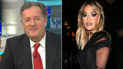 Piers Morgan Is Definitely Not Buying Rita Ora's Apology After Lockdown Birthday