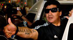 Maradona, model i