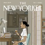 New Yorker Cover Goes Viral Because It's 'So Damn Relatable' For