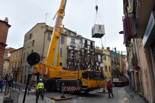 À Perpignan, un homme de près de 300 kg enfin évacué après des mois...