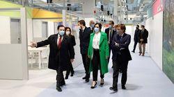 La noticia no es que se ha inaugurado el hospital de pandemias de Ayuso, sino