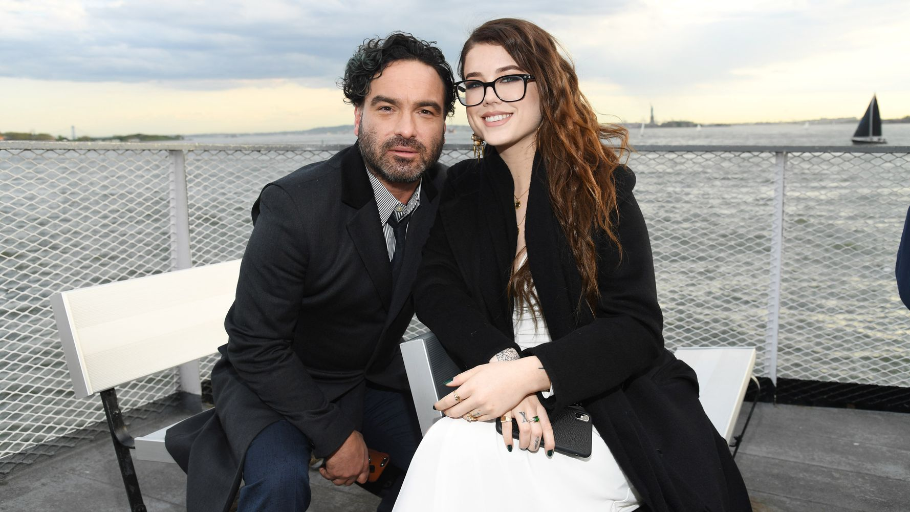 Johnny Galecki, Alaina Meyer Split, People Reports