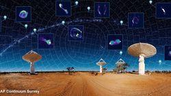 Επιστήμονες χαρτογράφησαν εκατομμύρια γαλαξίες με νέο