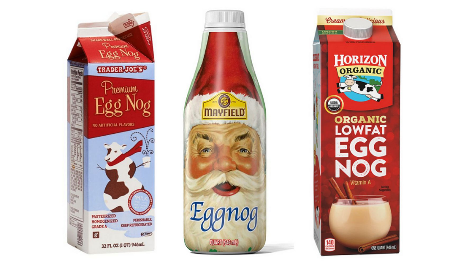 Eggnog Taste Test: The Best And Worst Nogs For Your Buck