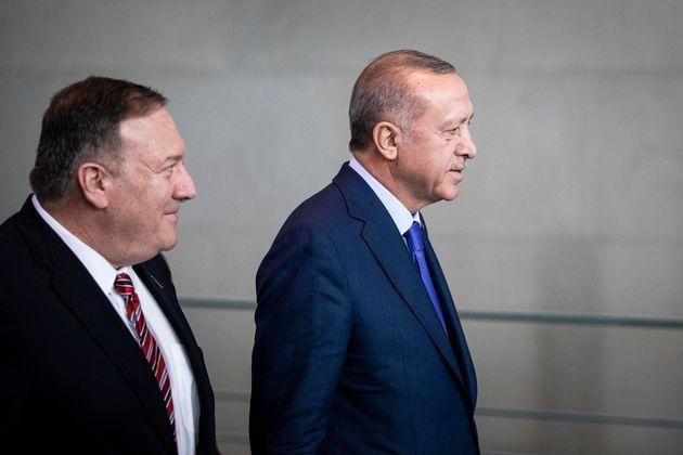 Διπλωματικές πηγές: Βέλη Πομπέο κατά Τουρκίας που «υπονομεύει τη συνοχή του