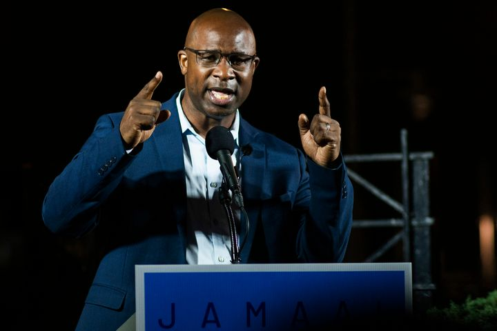 Jamaal Bowman ran for office after a long career in New York City public schools.