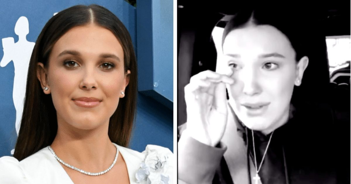 Millie Bobby Brown Shares Tearful Message After 'Uncomfortable' Fan Encounter