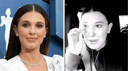 Millie Bobby Brown Shares Tearful Message After 'Uncomfortable' Fan
