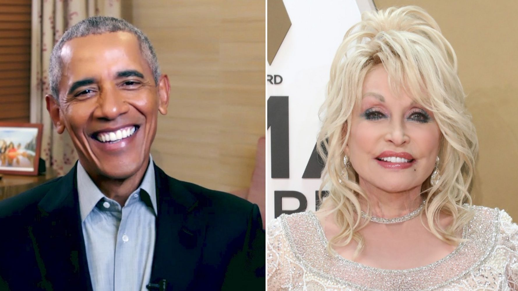 WATCH: Barack Obama says not giving Dolly Parton a Medal of Freedom was a 'mistake': 'She deserves one'