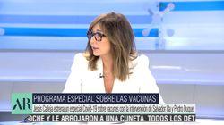 Ana Rosa clama contra el político que no quiere ir a su programa: