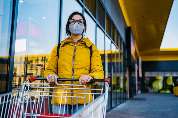 Lots of new information came out about COVID-19 in the last month, including a CDC report that says face masks protect the wearer, not just others.