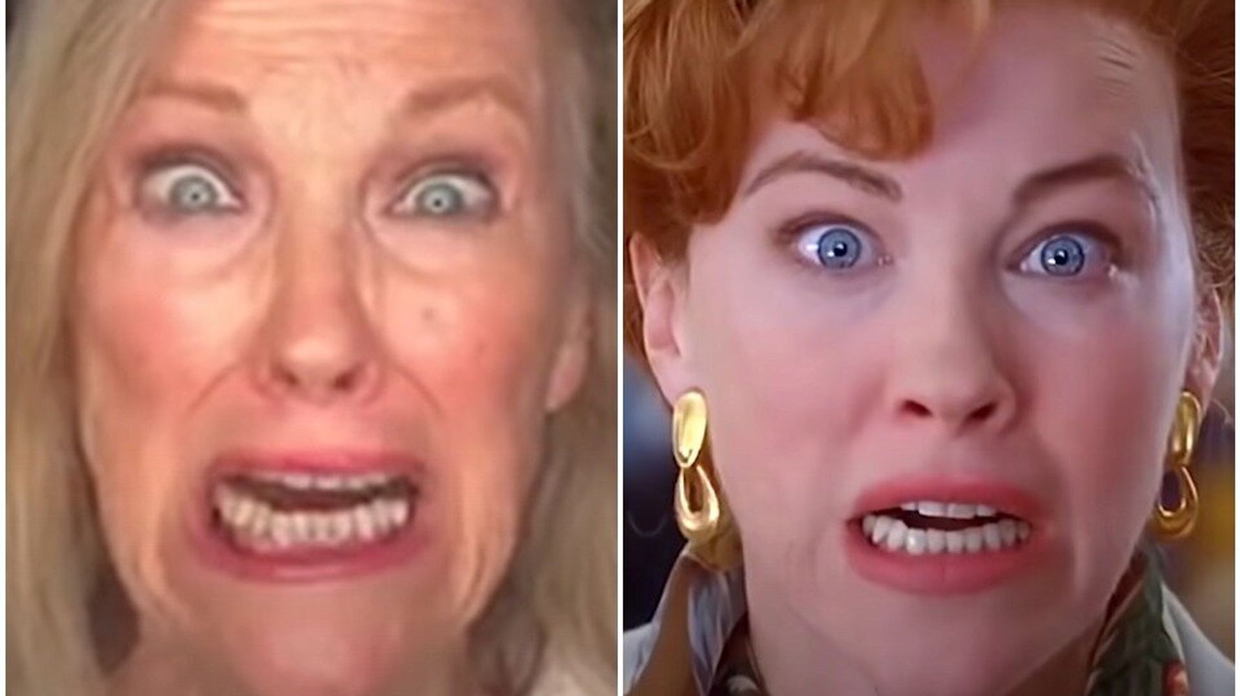 Catherine O'Hara Re-Creates Her Iconic 'Home Alone 2' Scene And Nails It
