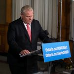 Ford's Approval Rating Drops As COVID-19's 2nd Wave Takes