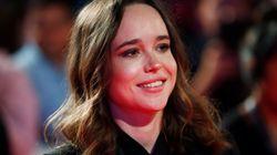 Ellen Page sale del armario trans y ahora se llama Elliot