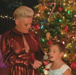 Pink's 9-Year-Old Daughter Stuns With Note-Perfect Take On Christmas